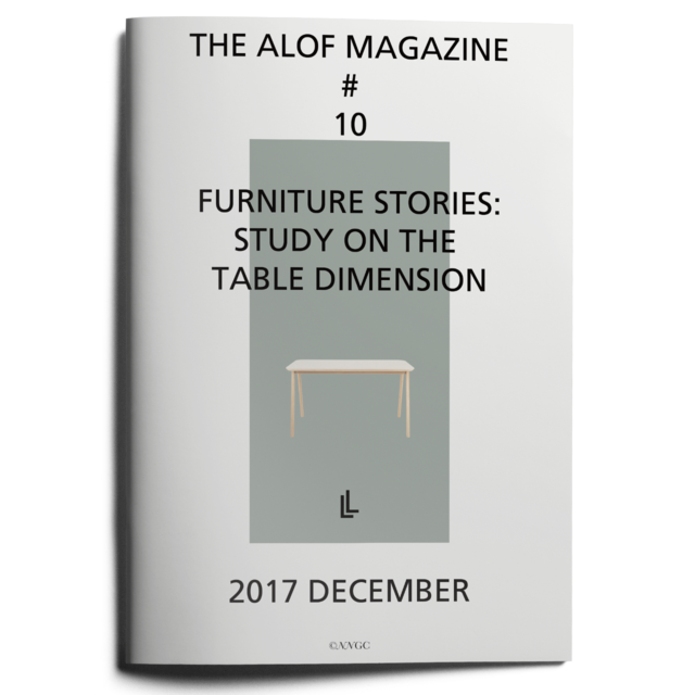 #10ALOF MAGAZINEfurniture stories