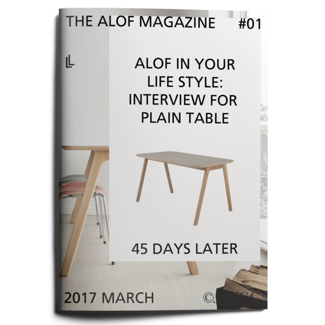 #01ALOF MAGAZINEin your life style